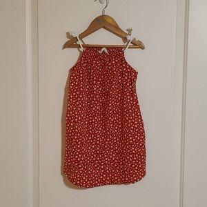 H&M girls beach dress